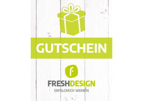 Freshdesign Gutschein