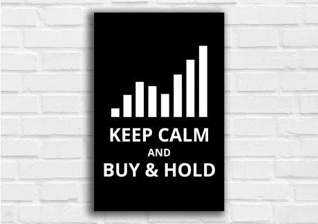 Keep Calm and Buy and Hold - Chart
