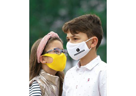 Kindermasken bedruckt