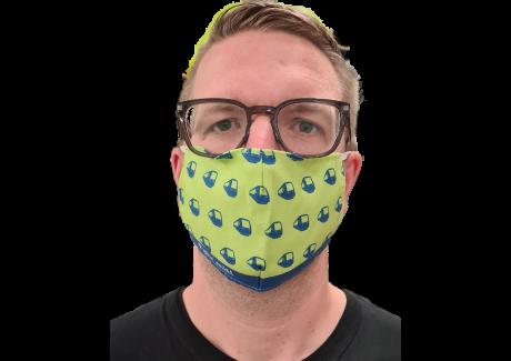 All-Over Print Masken