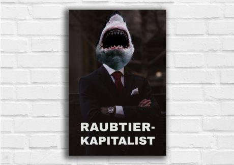 Raubtierkapitalist Hai